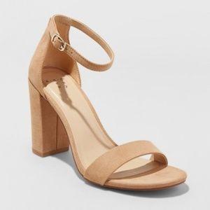a new day Shoes - Ema High Block Heel Pumps